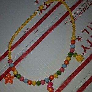 Gymboree Summer necklace